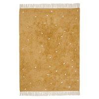 Teppich Dot Pure Ochre 170x120cm