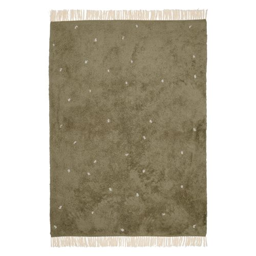 Picture of Rug Dot Pure Olive 170x120cm