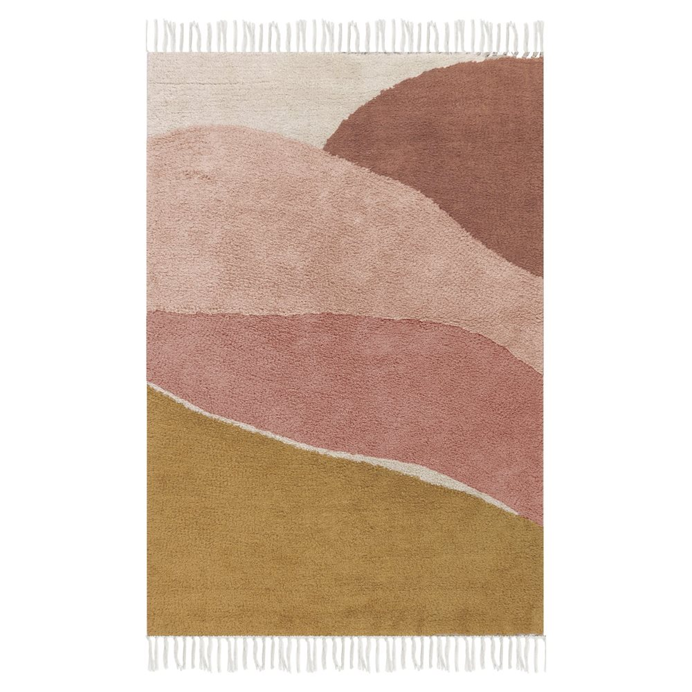 Picture of Rug Horizon Pink 130x90cm