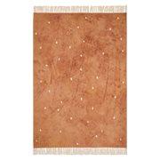 Tapis Dot Pure Rust 170x120cm