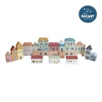 Picture of Railway extension - City building blocks