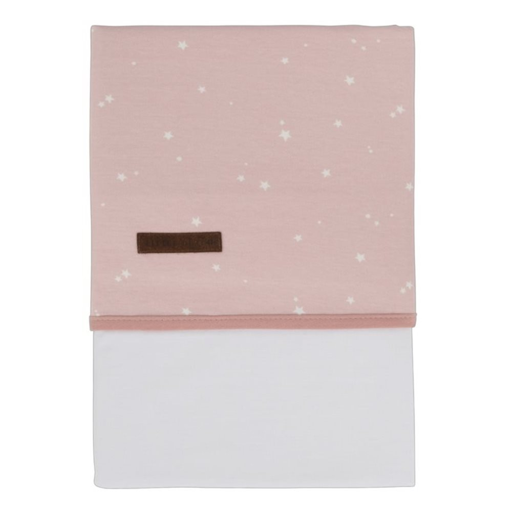 Picture of Bassinet sheet Little Stars Pink