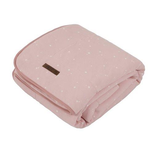 Couverture de berceau Little Stars Pink