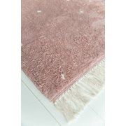 Tapis Dot Pure Pink 170x120cm