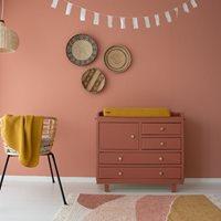 Afbeelding van Vloerkleed Horizon Pink 130x90cm