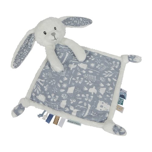 Picture of Cuddle cloth bunny Adventure Blue