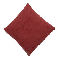 Kissen Pure Indian Red