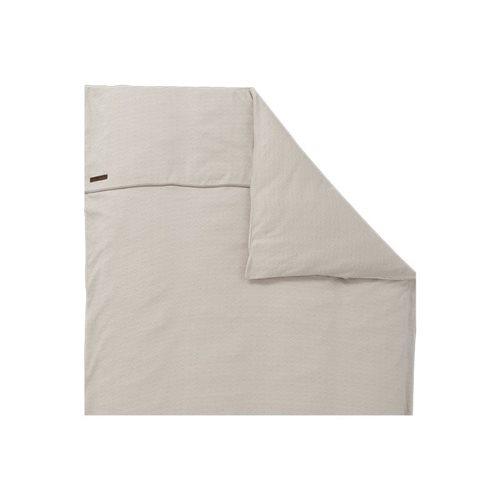 Picture of Bassinet blanket cover Beige Waves