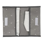 Picture of Nappy pouch Little Stars Grey