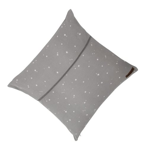 Coussin Little Stars Grey