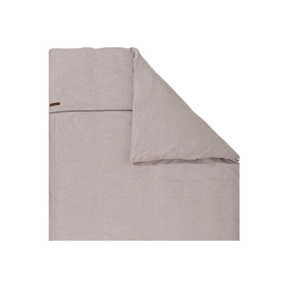 Picture of Bassinet blanket cover Mauve Waves