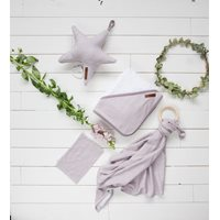 Picture of Swaddle 120 x 120 Mauve Waves
