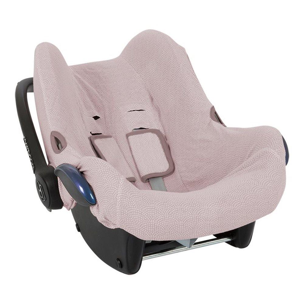 Housse de protection pour siège-auto 0+ Mauve Waves