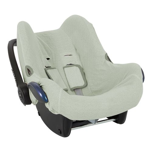 Picture of Car seat 0+ cover Mint Waves