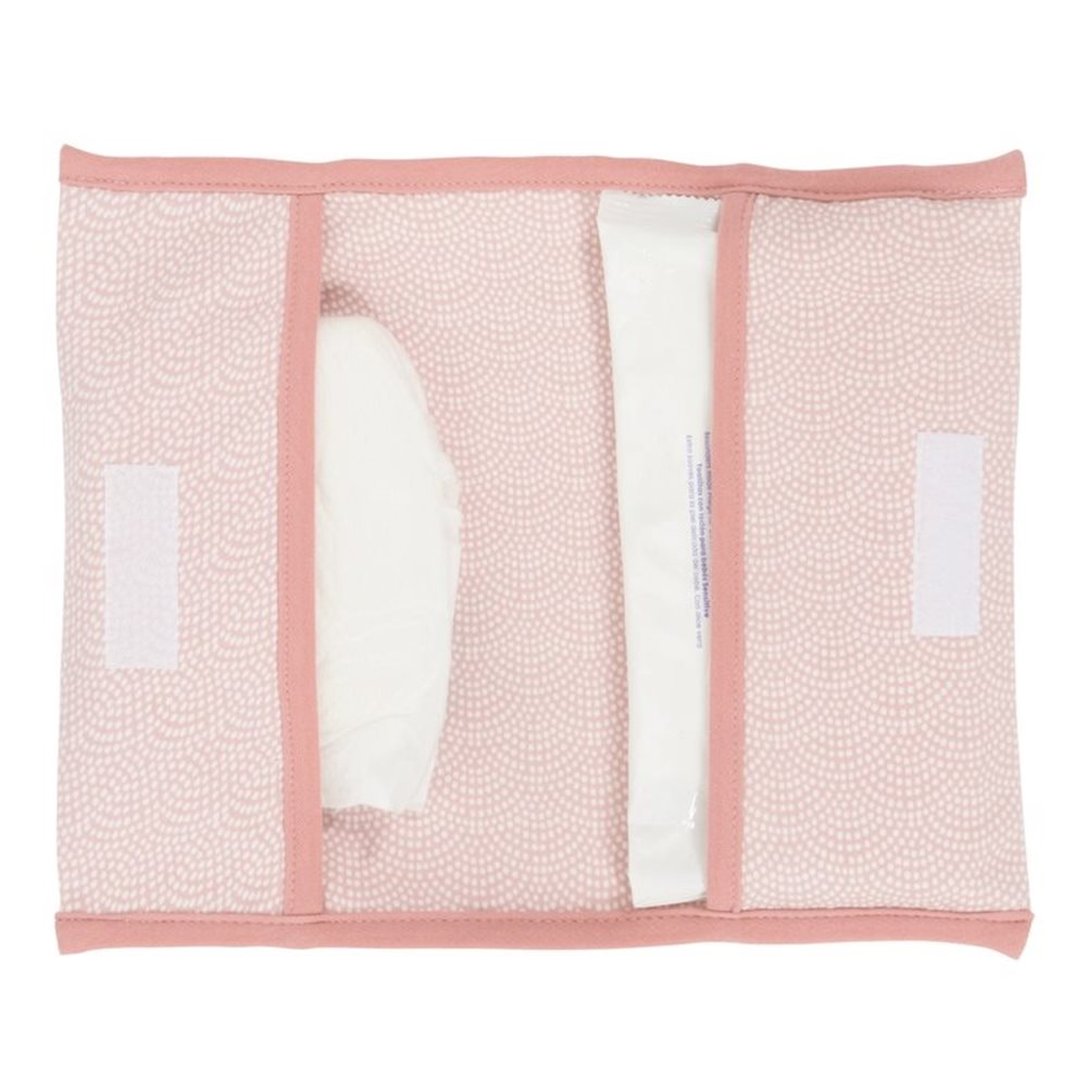 Picture of Nappy pouch Pink Waves