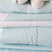Picture of Bassinet duvet cover Sweet Mint