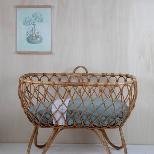 Picture of Bassinet sheet Pure Mint