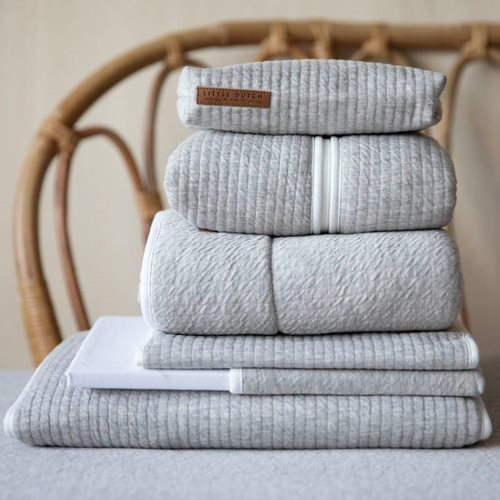 Picture of Bassinet sheet Pure Grey
