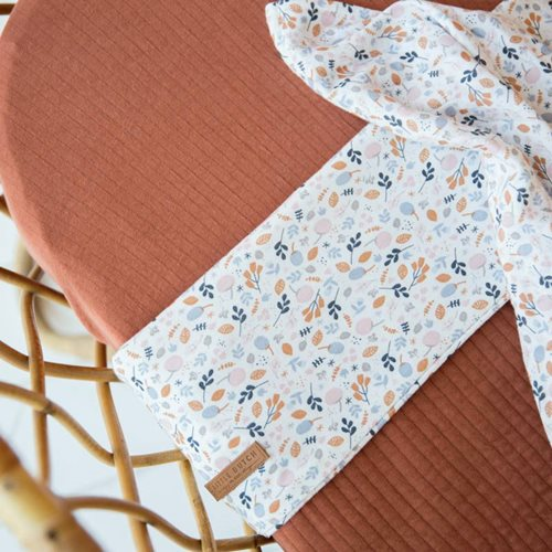 Picture of Bassinet sheet Pure Rust