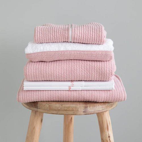 Kinderbettlaken Pure Pink