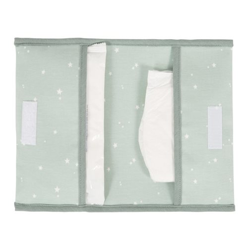 Windeltasche Little Stars Mint