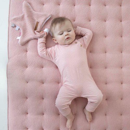 Laufgittereinlage 80 x 100 Pure Pink