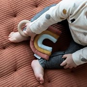 Picture of Playpen mat 75 x 95 Pure Rust (BE)