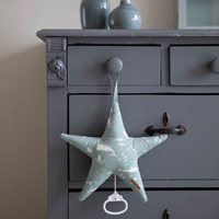 Picture of Star-shaped music box Ocean Mint