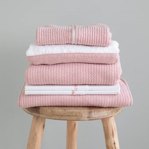 Schlafsack Sommer 70 cm Pure Pink