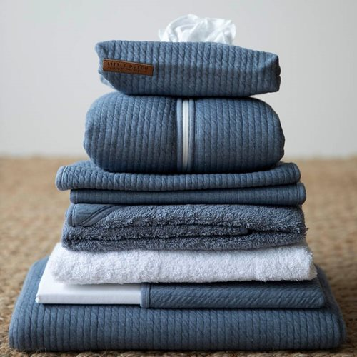 Schlafsack Sommer 70 cm Pure Blue