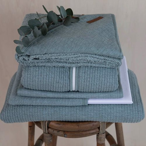 Schlafsack Sommer 90 cm Pure Mint