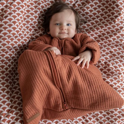 Picture of Winter sleeping bag 90 cm Pure Rust