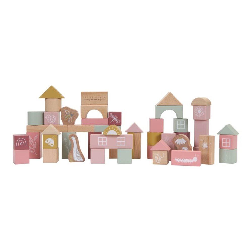 Tonneau de Blocs pink
