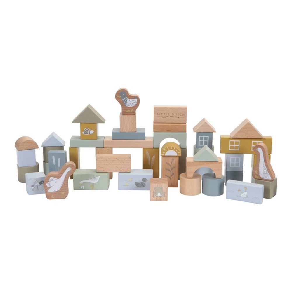 Picture of Building Blocks blue