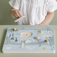 Picture of Wooden Sound Puzzle Little Goose