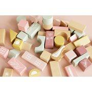 Bausteine pink