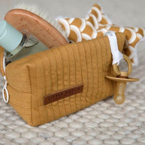 Baby-Pflegetasche Pure Ochre
