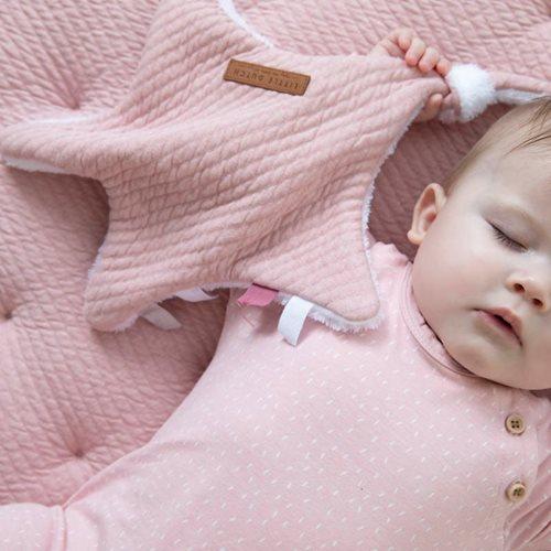 Doudou étoile Pure Pink