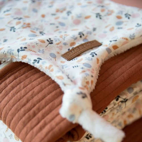 Picture of Cuddle cloth, star Spring Flowers