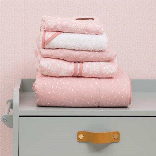 Cape de bain Adventure Pink