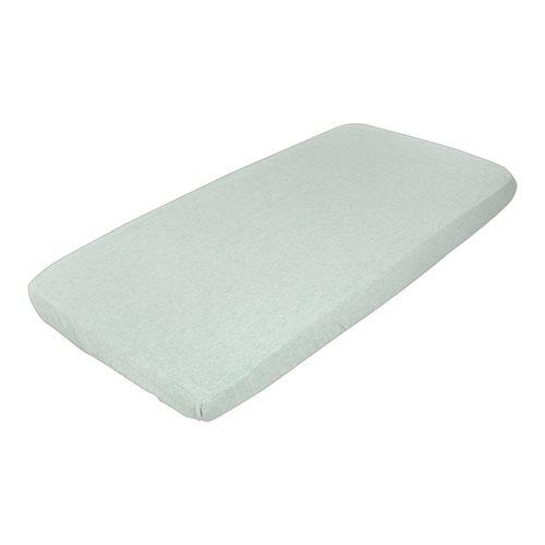 Picture of Fitted bassinet sheet Mint Melange