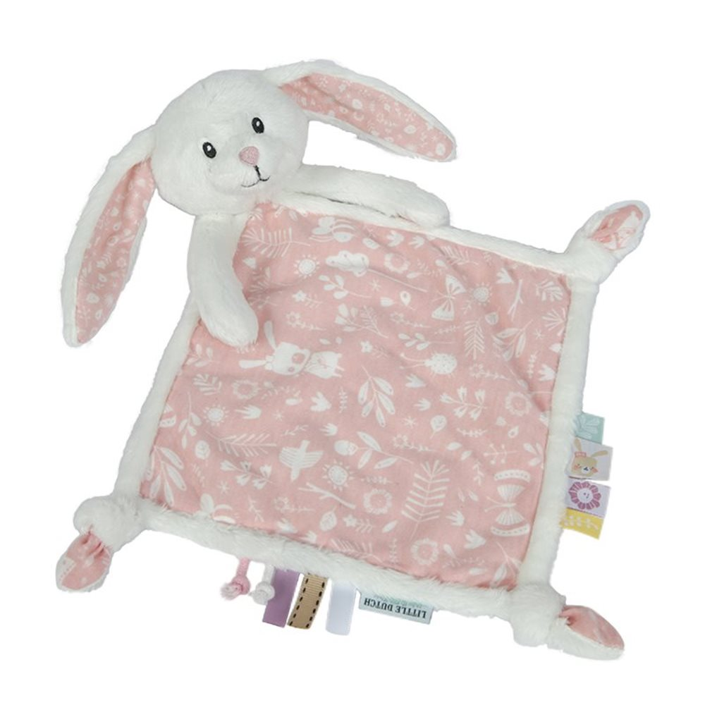 Picture of Cuddle cloth bunny Adventure Pink