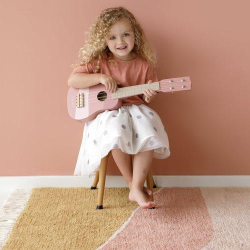 Gitarre Pink