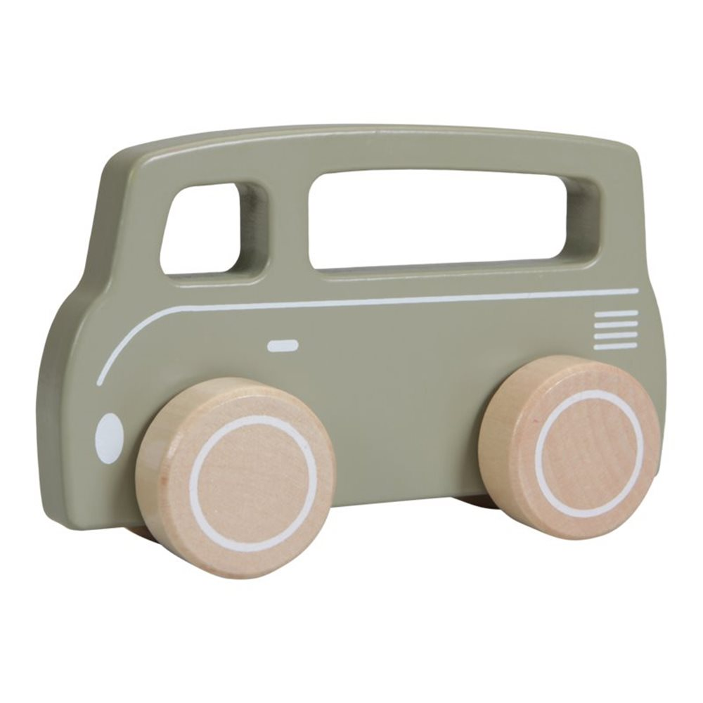 Camionnette olive