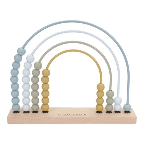 Picture of Rainbow Abacus blue