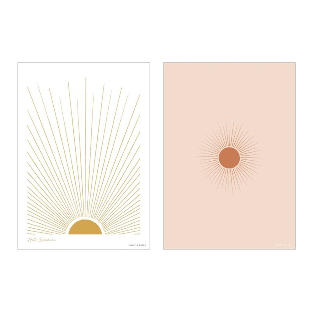 Poster A3 - Sunshine