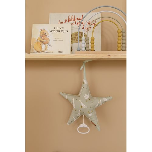 Picture of Star-shaped music box Little Goose