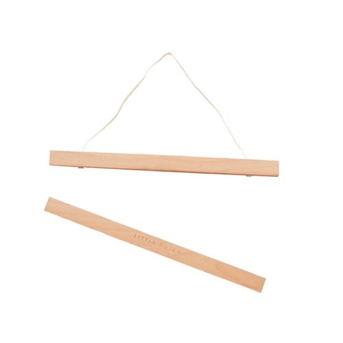Picture of Wooden poster hanger