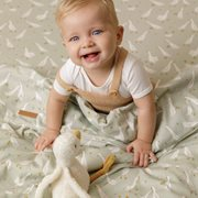 Picture of Cot duvet cover Little Goose