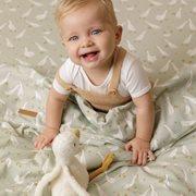 Housse de couette lit bébé Little Goose
